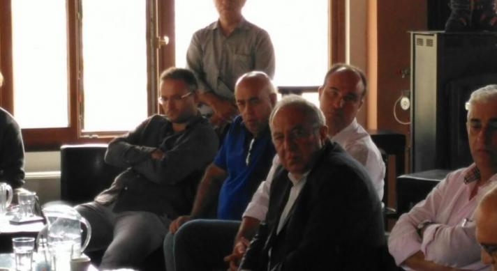 Στην ετήσια τακτική γενική συνέλευση της «Ζήρεια ΑΕ» παραβρέθηκαν Τατούλης και Καλλίρης