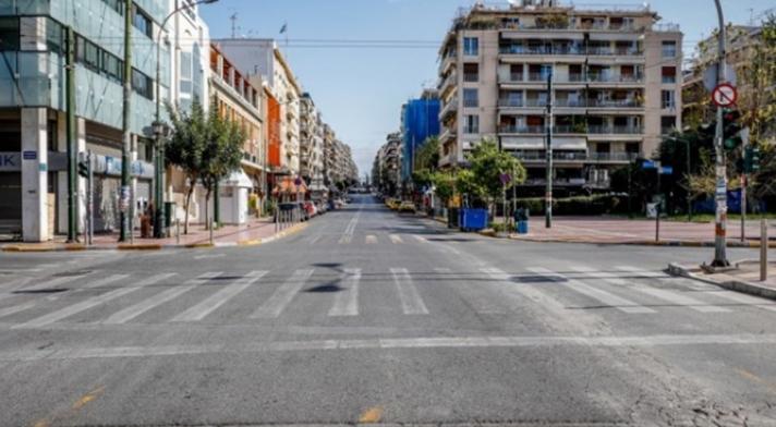 """Απαγόρευση κυκλοφορίας: Πόσο θα κρατήσουν τα μέτρα - """"Ορόσημο"""" η 10η Μαΐου"""