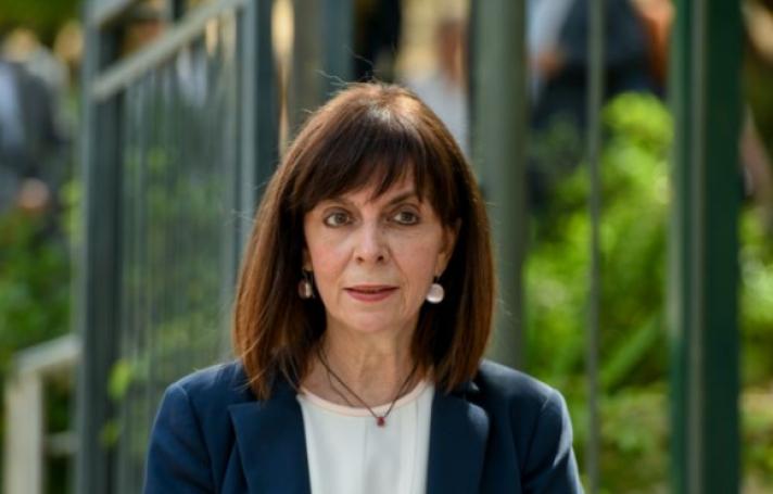Αικατερίνη Σακελλαροπούλου: Θέλουμε καλή γειτονία, δεν δεχόμαστε αμφισβήτηση εθνικών εδαφών