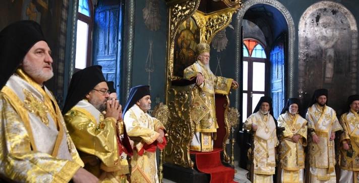 Βαρθολομαίος για Αγία Σοφία: Αν γίνει τζαμί, εκατομμύρια χριστιανοί θα στραφούν ενάντια στο Ισλάμ