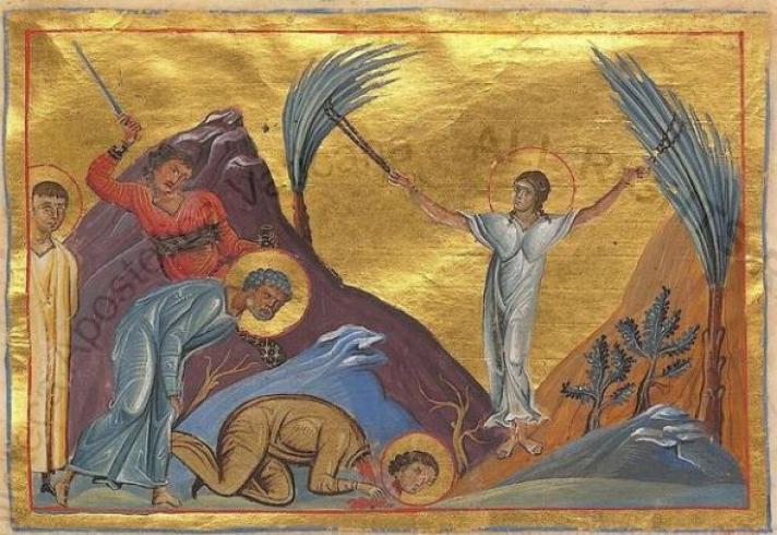 Τραγική...ειρωνεία: Υπάρχει Αγία Κορόνα και είναι προστάτιδα από τις επιδημίες