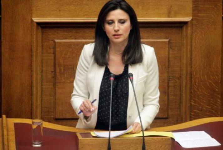«Μπάτσοι γουρούνια δολοφόνοι» από την βουλευτή του ΣΥΡΙΖΑ!