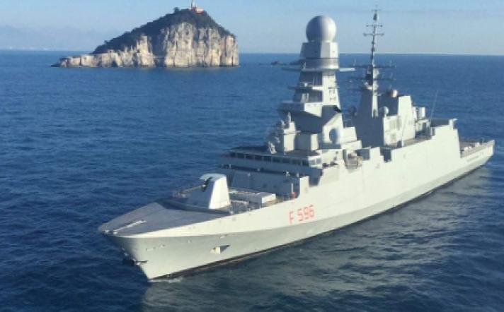 La Repubblica: Φρεγάτα στην Κύπρο έστειλε η Ιταλία
