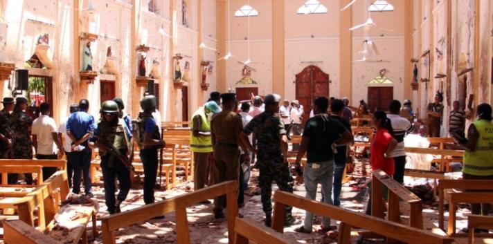 Σρι Λάνκα: Η κυβέρνηση κατονόμασε την τζιχαντιστική οργάνωση που ευθύνεται για το μακελειό