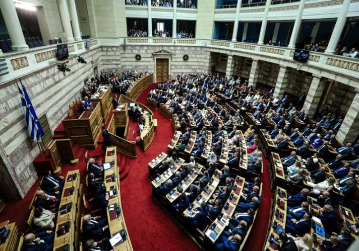 Βουλή: Πέρασε το σχέδιο «Ηρακλής» για τα κόκκινα δάνεια