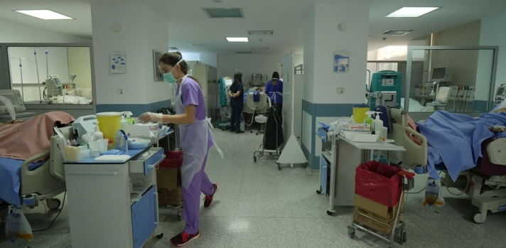 Ιατρικός Σύλλογος Αθηνών: Ζητά να ανοίξουν άμεσα 2.000 κλίνες ΜΕΘ