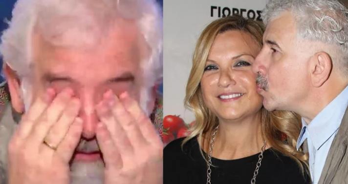 Πέτρος Φιλιππίδης: Ένταση στην 1η συνάντηση με τη σύζυγό του Ελπίδα Νίνου στη φυλακή, λύγισε μόλις την είδε