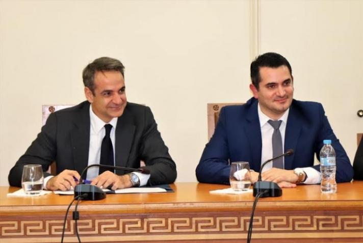Προσωπική δέσμευση του Πρωθυπουργού για σειρά πρωτοβουλιών που αφορούν στον Δήμο Αγίων Αναργύρων-Καματερού