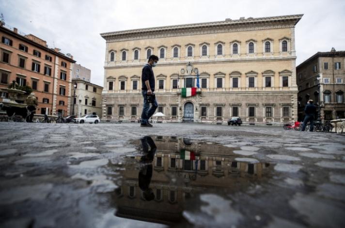 Κορωνοϊός - Ιταλία: Στους 10.023 οι νεκροί