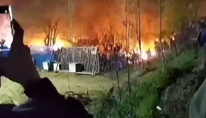 Εκτακτο ΤΩΡΑ : Φωτιά και απόπειρα εισβολής αυτή τη στιγμή στα Ελληνοτουρκικά σύνορα στον Έβρο