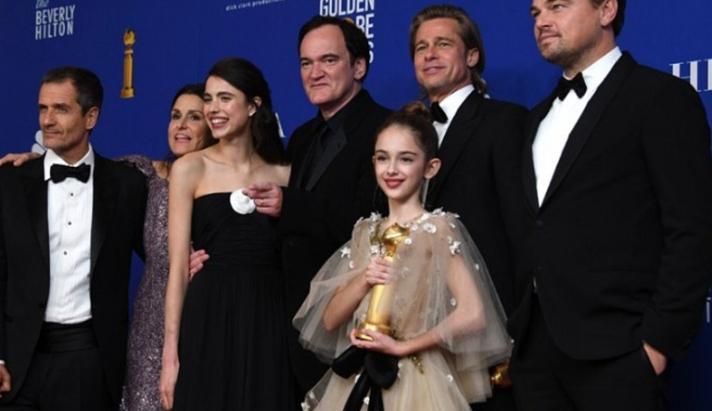 Χρυσές Σφαίρες: Το «Κάποτε στο Χόλιγουντ» και το «1917» αναδείχθηκαν οι μεγάλοι νικητές των βραβείων
