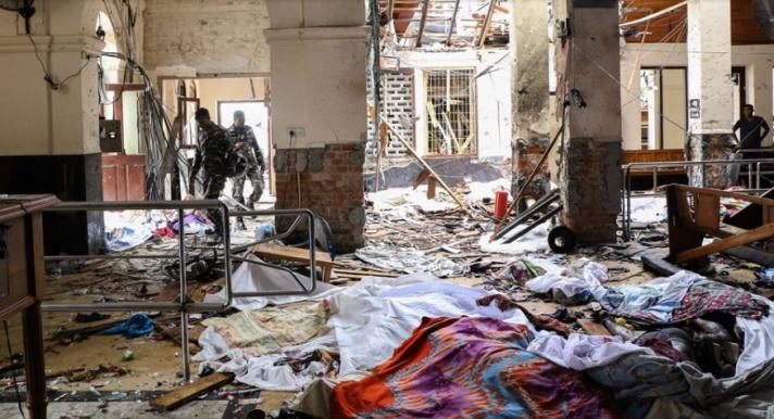 Το Ισλαμικό Κράτος ανέλαβε την ευθύνη για το μακελειό στη Σρι Λάνκα