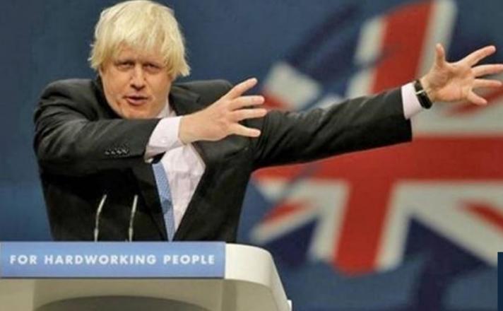 Brexit ολοταχώς μετά τον θρίαμβο Τζόνσον