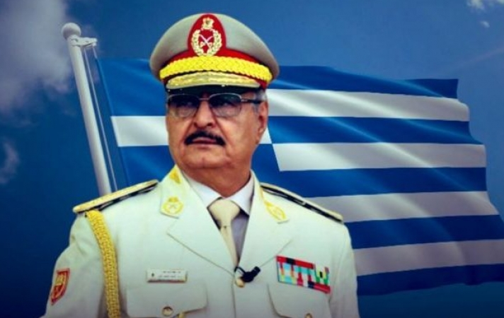 Σε υστερία ο τουρκικός Τύπος για την επίσκεψη Χαφτάρ στην Αθήνα – Τους κόπηκε η «μαγκιά»