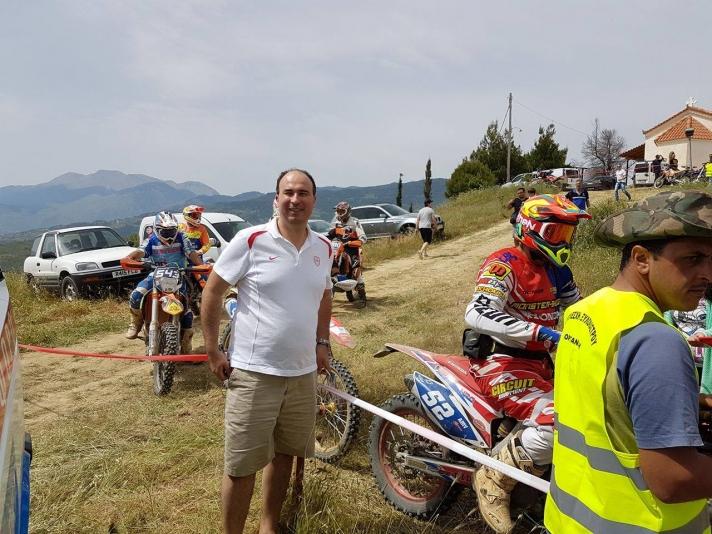 Το 3o Πανελλήνιο Πρωτάθλημα ENDURO / 1ο Νοτίου Ελλάδος  Και ο Εθελοντής Γιατρός