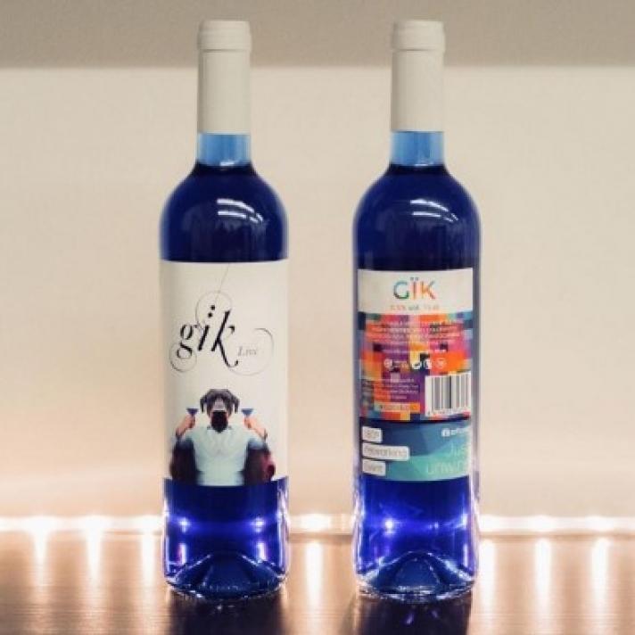 μπλε, χρώμα, κρασί
