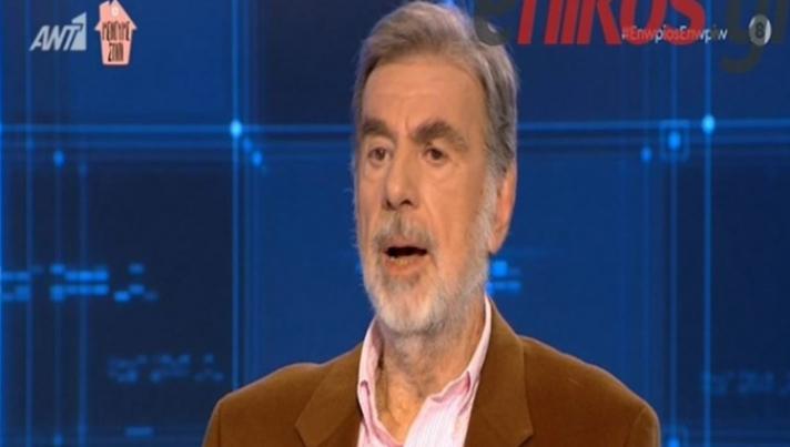 """Λάκης Κομνηνός: Αν μιλήσεις για την πατρίδα σε λένε φασίστα - Τι είπε για την """"απαγορευμένη"""" του ταινία"""