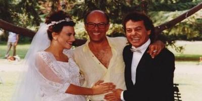 Όταν ο Γιάννης Πάριος παντρεύτηκε την Ελευθερία Αρβανιτάκη [photo]