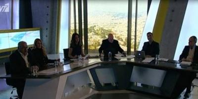 Στο «σκοτάδι» η εκπομπή του Παπαδάκη και δεν ήταν τεχνικό πρόβλημα (video)