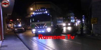 ΞΥΛΟΚΑΣΤΡΟ Τώρα : Εκτροπή της κυκλοφορίας στην Παλιά Εθνική από το Κιάτο μέχρι το Ξυλόκαστρο από την Ολυμπία Οδό (Βίντεο)