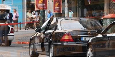 Εκτακτο : Έκρηξη στο αυτοκίνητο που επέβαινε ο Λουκάς Παπαδήμος