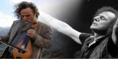 Ο Ψαραντώνης και ο Βασίλης Παπακωνσταντίνου τραγουδούν μαζί «Πάντα θλιμμένη χαραυγή»