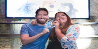 """To """"Eισιτήριο"""" για τις Κάννες έδωσε στους Δήμητρα Καραγιάννη & Πάνο Μυριαγκό, το 1ο βραβείο στο Young Lions Competition Greece!"""