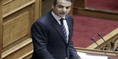Μητσοτάκης: Δεν είστε κυβέρνηση αλλά πολιτικός στρατός ατάκτων - Μας πάτε πολλά βήματα πίσω