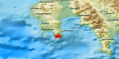 ΣΕΙΣΜΟΣ ΚΟΡΩΝΗΣ ! Γεράσιμος Παπαδόπουλος - Η συγκεκριμένη περιοχή παρουσιάζει υψηλό σεισμικό δυναμικό