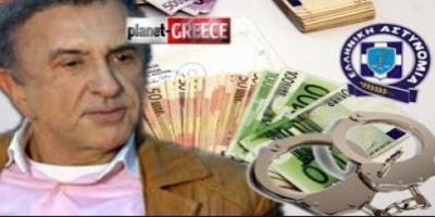 Συνελήφθη ο γνωστός επιχειρηματίας Αργύρης Παπαργυρόπουλος