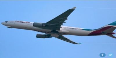 Δεν εντοπίστηκε βόμβα στο αεροσκάφος της Eurowings που πραγματοποίησε αναγκαστική προσγείωση