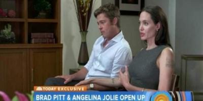 Η συνέντευξη Πιτ-Τζολί στα ελληνικά μετά το διαζύγιο: «Μου 'ταξες να με κάνεις…» (ΒΙΝΤΕΟ)