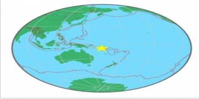 Σεισμός 7,8 Ρίχτερ στις Νήσους Σολομώντα - Προειδοποίηση για τσουνάμι
