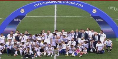 Πρωταθλήτρια Ευρώπης η Ρεαλ