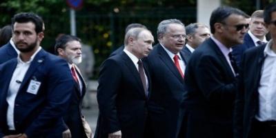 Η συγγνώμη του Πούτιν στους Αθηναίους